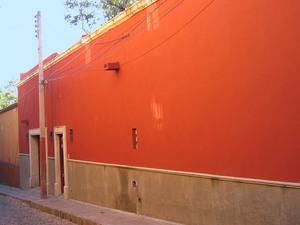 Flaming Sollano Wall