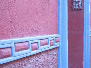 Greek Key in Mexico