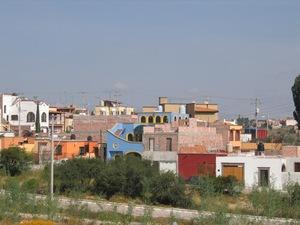 Allende subdivision, south west of El Centro San Miguel de Allende